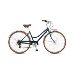 Женский городской велосипед Schwinn Traveler Women Teal размер S/M (2018)