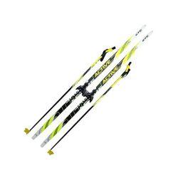 Лыжный комплект STC , крепления 75мм, Размер: 205