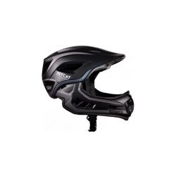 Детский шлем JET-CAT FULLFACE RAPTOR (BLACK/GREY)