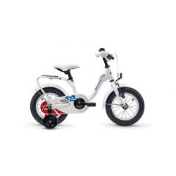 "Велосипед ""SCOOL"" niXe 12 steel Белый"