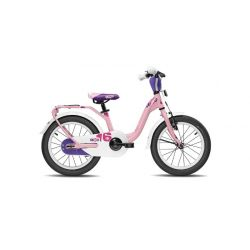 "Велосипед ""SCOOL"" niXe 16 alloy Розовый"