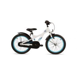 "Велосипед ""SCOOL"" XXlite 18 steel Белый"