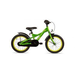 """Велосипед """"SCOOL"""" XXlite 16 steel Черный"""