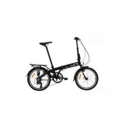 Складной велосипед FoldX Line Black