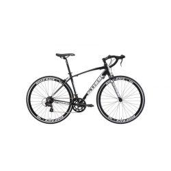 """Велосипед Stark'18 Peloton 700.1 чёрный/тёмно-серый/белый 22"""""""