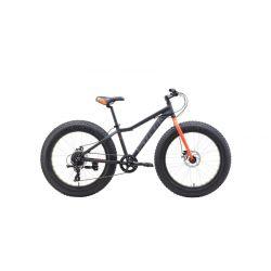 Велосипед Stark'19 Rocket Fat 24.2 D серый/оранжевый