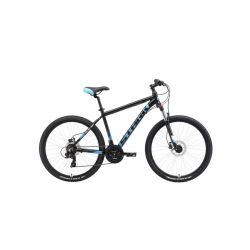 """Велосипед Stark'19 Indy 26.2 HD чёрный/синий/голубой 18"""""""
