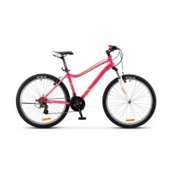 "Велосипед Stels Miss-5000 V V040 Розовый (LU089346) (17""), шт"