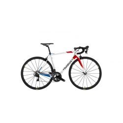 Велосипед WILIER ZERO 7 DURA ACE KSYRIUM PRO RED BLUE WHITE 2018
