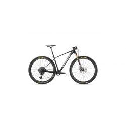 Велосипед ORBEA ALMA 29 M-10 2017 ЧЕРНО-СЕРЕБРИСТЫЙ