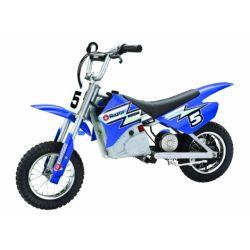 Электромотоцикл Razor SX350 (зелёный)