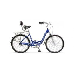 Велосипед Stels Navigator 290 Синий/Голубой (LU075102)