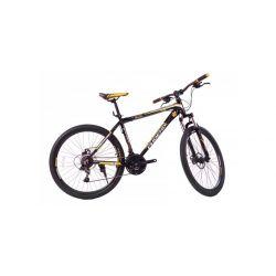 "Велосипед PHOENIX TK 1300 Disc 18"" черно -желтый"