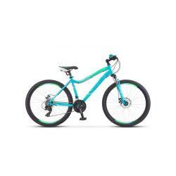 """Велосипед Stels Miss-5000 MD V010 Бирюзовый (LU088177) (17"""")"""