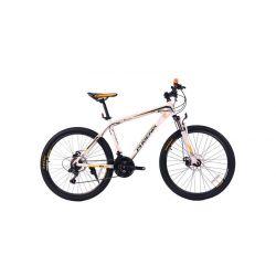 """Велосипед PHOENIX TK 1300 Disc 18"""" бело -желтый"""