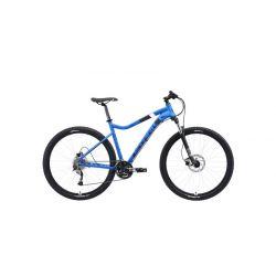 """Велосипед Stark'19 Tactic 29.5 HD голубой/чёрный/белый 18"""""""