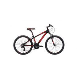 Велосипед Smart Kid 24 черно-красный
