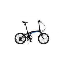 """Велосипед  Dahon VIGOR D9 20"""" синий, крылья, багажник, насос, 9 ск."""