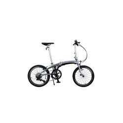 """Велосипед  DAHON VIGOR D9 20"""" серый, крылья, багажник, насос, 9 ск."""