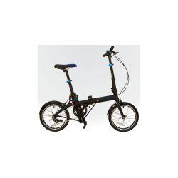 "Велосипед Dahon JiFo UNO 16 Shadow, колёса 16"", крылья, 1 скор."