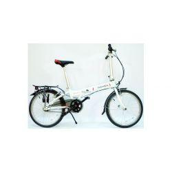 """Велосипед Dahon Vitesse D7HG Frost, колёса 20"""", крылья, багажник, насос, 7 скор."""