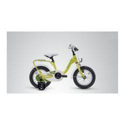 "Детский велосипед Scool niXe 12 steel (2019) Белый 12"""