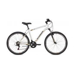 """Горный велосипед Stinger Caiman 26"""" (2019) Белый 18"""""""