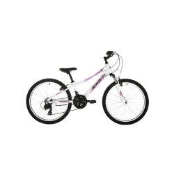 """Подростковый велосипед Dewolf J250 Girl (2018) Белый 24"""""""