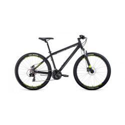 """Горный велосипед Forward Apache 27,5 3.0 Disc (2020) Бирюзово-зеленый 17"""""""