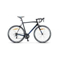 """Шоссейный велосипед Stels XT 300 V010 (2020) Серо-зеленый 21.5"""""""