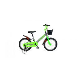 """Детский велосипед Forward Nitro 18 (2020) Оранжево-белый 18"""""""