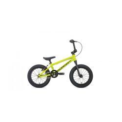 """Детский велосипед Format Kids 14'' (2020) Желтый 14"""""""