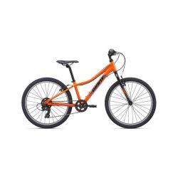 """Подростковый велосипед Giant XTC Jr 24 Lite (2020) Оранжевый 24"""""""