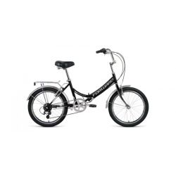 """Складной велосипед Forward Arsenal 20 2.0 (2020) Серо-бирюзовый 20"""""""