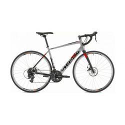 """Шоссейный велосипед Stinger Stream STD 28""""  Серебристый 48 см"""