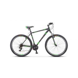 """Горный велосипед Stels Navigator 900 V V010 (2019) Серо-синий 17.5"""""""
