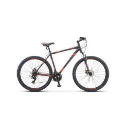 """Горный велосипед Stels Navigator 900 MD F010 (2019) Серебристо-синий 21"""""""