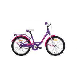 """Детский велосипед Stels Pilot 220 Lady V010 (2018) Зеленый 20"""""""
