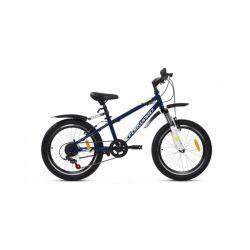 """Детский велосипед Forward Unit 20 2.0 (2020) Желто-черный 20"""""""