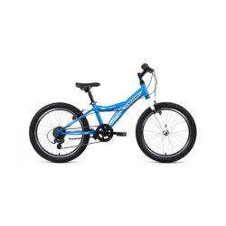 """Детский велосипед Forward Dakota 20 1.0 (2019) Зелено-желтый 20"""""""