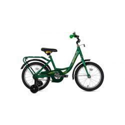 "Детский велосипед Stels Flyte 16"" Z011 (2018) Зеленый 16"""