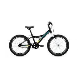 """Детский велосипед Forward Comanche 20 1.0 (2019) Красно-белый 20"""""""