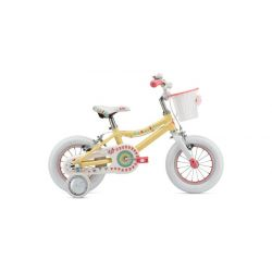 "Детский велосипед Giant Adore F/W 12 (2019) Желтый 12"""