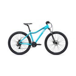 """Женский велосипед Giant Bliss 2 26 Disc (2020) Светло-синий 14.5"""""""