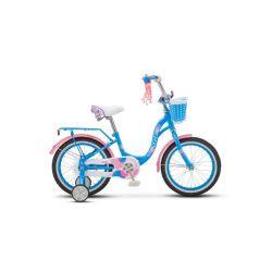 """Детский велосипед Stels Jolly 16"""" V010 (2019) Бирюзовый 16"""""""