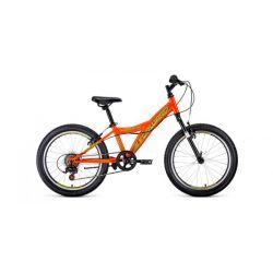 "Детский велосипед Forward Dakota 20 1.0 (2020) Розово-голубой 20"""