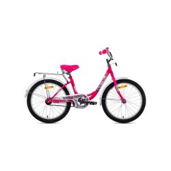 "Детский велосипед Stels Pilot 200 Lady Z010 (2019) Розовый 20"""
