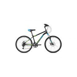 """Подростковый велосипед Stinger Caiman D 24 (2018) Оранжевый 12.5"""""""