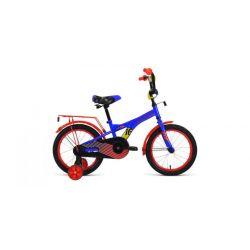"""Детский велосипед Forward Crocky 16 (2020) Бирюзово-оранжевый 16"""""""