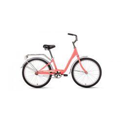 """Подростковый велосипед Forward Grace 24 (2020) Розово-бежевый 24"""""""